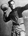 First Pro Black Football Player, 1902